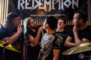 Beyond Redemption denken nach